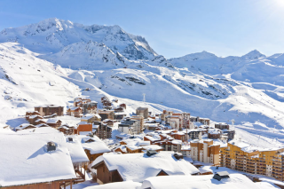 Val thorens, Appartement de particulier à Val thorens