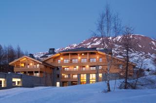 Alpe d'huez, Résidence Alpenrose