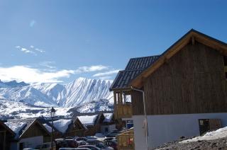 Albiez montrond, Les Chalets du Hameau des Aiguilles
